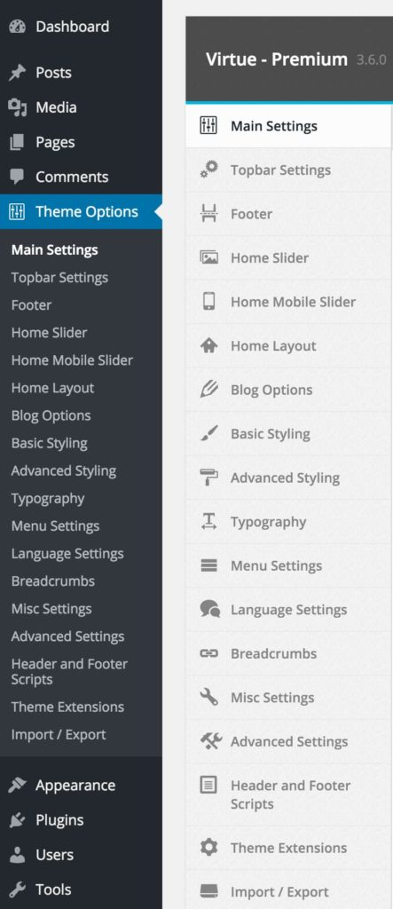 theme_options